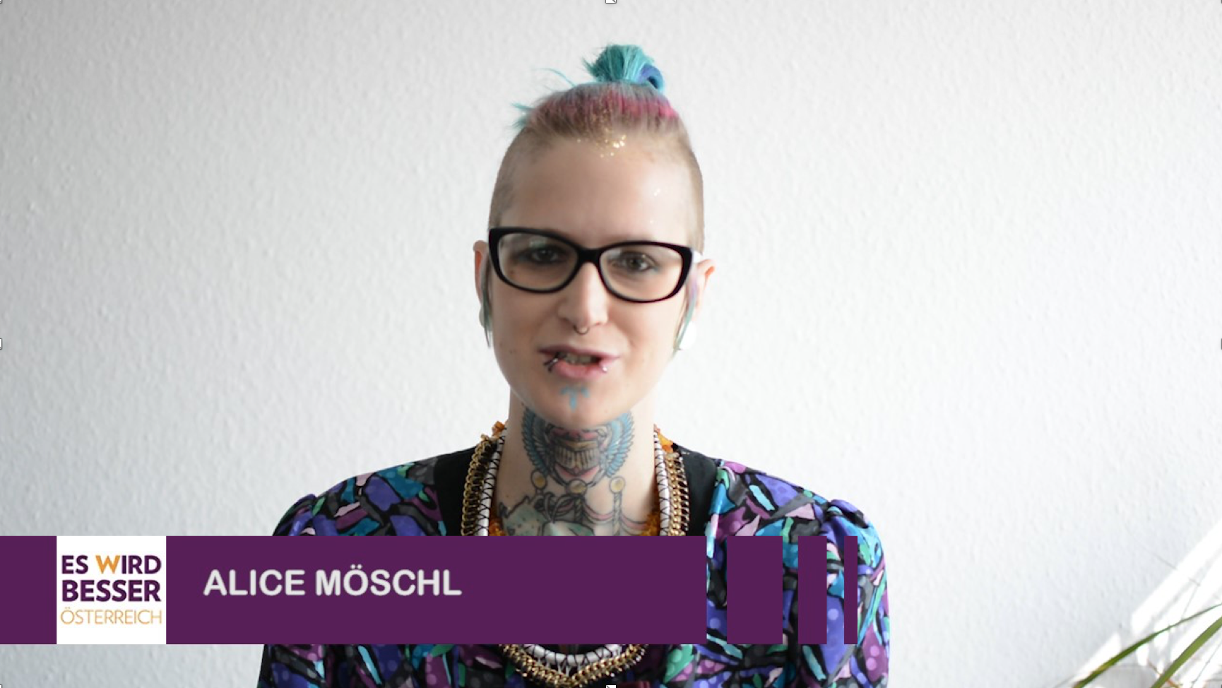 Es wird besser, it gets besser Kampagne, LGBTQI Österreich