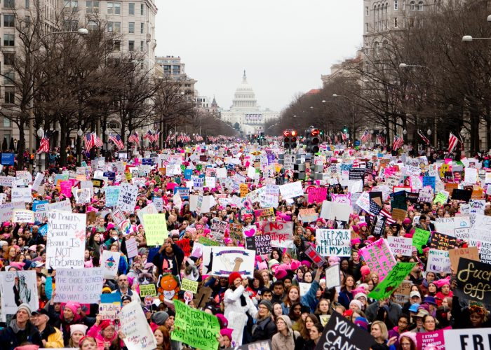 Women's March, global Feminism, Photo by Vlad Tchompalov on Unsplash