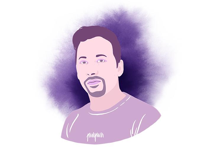 Nils Pickert, purpurr
